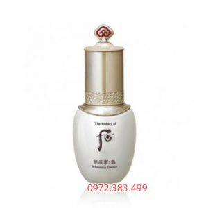 Whoo Radiant Whitening Essence - Tinh ầu dưỡng Trắng chính thống HoDàng Cung.