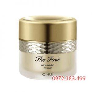 Kem dưỡng vùng mắt Ohui The First Eye Cream đặc trị.