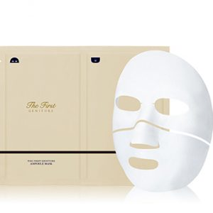 The First Geniture Ampoule Mask
