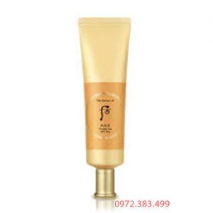Kem chống nắng cải thiện nếp nhăn Jin Hae Yoon Whoo Wrinkle Sun Cream (SPF50+/PA+++)