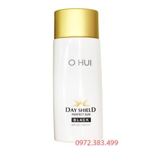 OHUI Day Shiled Perfect Sun Black SPF50+/PA+++ 80ml
