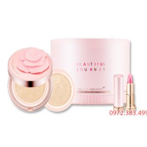 Ultimate Cover Cushion Rose Petal 15g+15g